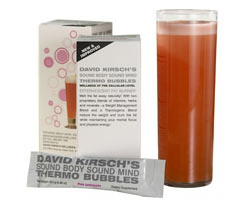 David Kirsch Wellness Thermo Bubbles 10 ct
