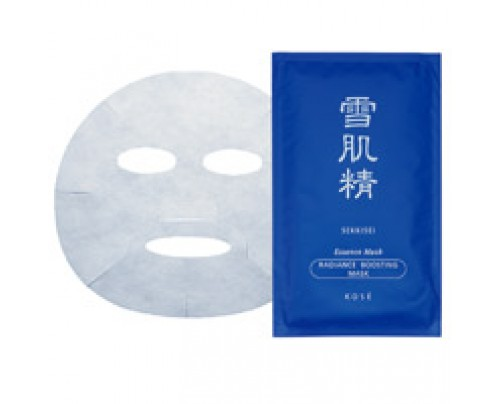 SEKKISEI Essence Radiance Boosting Mask 6 ct