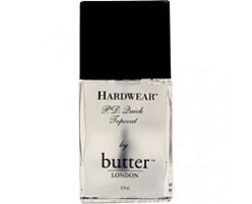 butter LONDON  Hardwear PD Quick Top Coat 0.6 oz