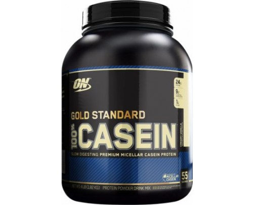 Optimum Nutrition Gold Standard 100% Casein 4 Lbs.