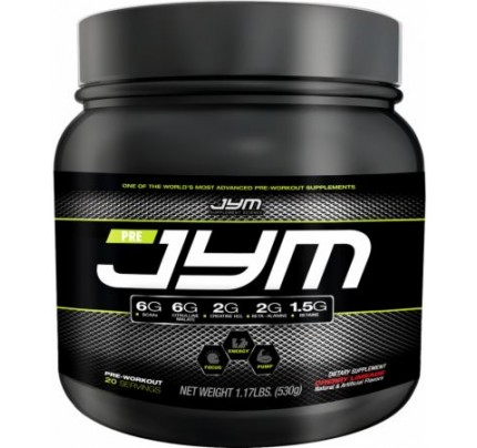 JYM Pre JYM 20 Servings