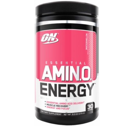 Optimum Nutrition Essential AmiN.O. Energy 30 Servings