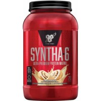 BSN Syntha-6 Cinnamon Bun - Exclusive! 2.91 Lbs. - Protein Powder