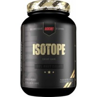 REDCON1 Isotope Peanut Butter Chocolate 2.1 Lbs. - Whey Protein Isolate