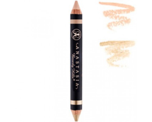 Anastasia Highlighting Duo Pencil  Shell and Lace 0.18 oz