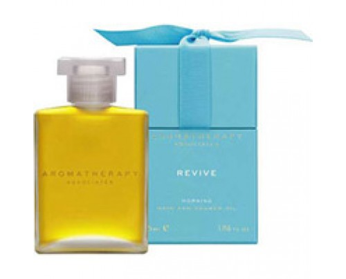Aromatherapy Associates Revive Morning Bath and Shower Oil 1.85 oz