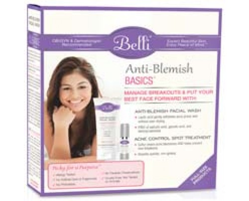 Belli AntiBlemish Basics