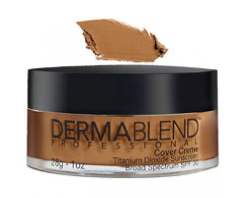 Dermablend Cover Creme Toasted Brown 1 oz