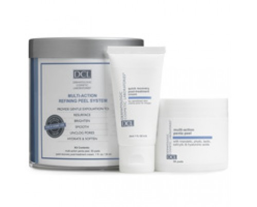 DCL Multi Action Refining Peel System Kit