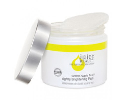 Juice Beauty Green Apple Peel Nightly Brightening Pads 60 ct