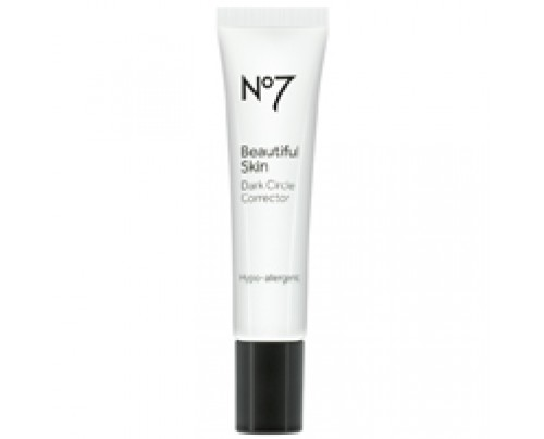 Boots No7 Beautiful Skin Dark Circle Corrector 0.5 oz