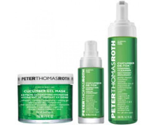 Peter Thomas Roth Cucumber DeTox Trio