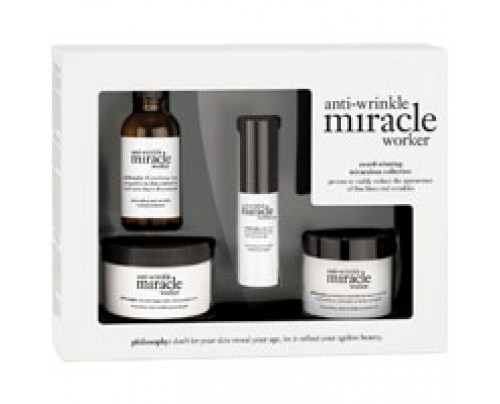 Philosophy AntiWrinkle Miracle Worker AwardWinning Miraculous Collection