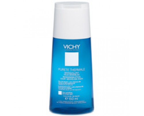 Vichy Purete Thermale Soothing Eye MakeUp Remover 5 oz