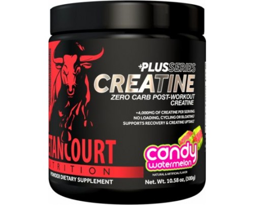 Betancourt Nutrition Creatine Plus Candy Watermelon 50 Servings - Creatine