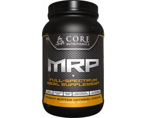 Core Nutritionals Core MRP Peanut Butter Oatmeal Cookie 3 Lbs. - Meal Replacement