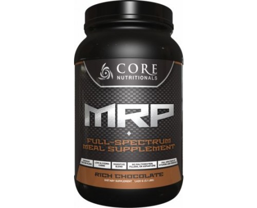Core Nutritionals Core MRP Rich Chocolate 3 Lbs. - Meal Replacement