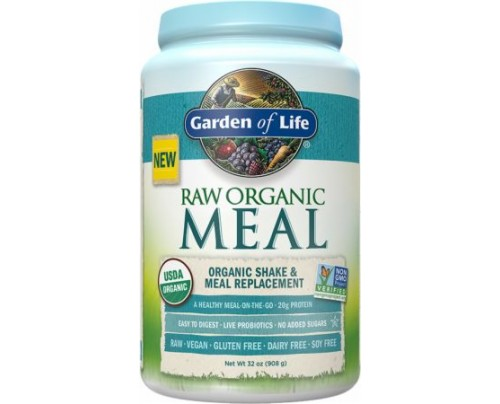 Garden Of Life RAW Organic Meal Original 28 Servings - Meal Replacement