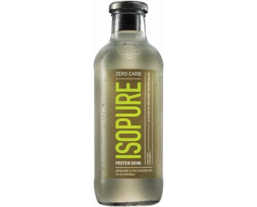 Nature's Best Zero Carb Isopure Drink Coconut 1 Bottle - Protein Ready-To-Drink Shakes