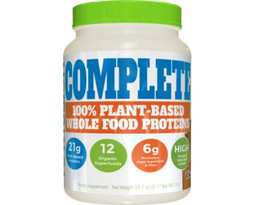 S.A.N. Rawfusion Complete Natural Chocolate 2 Lbs. - Meal Replacement
