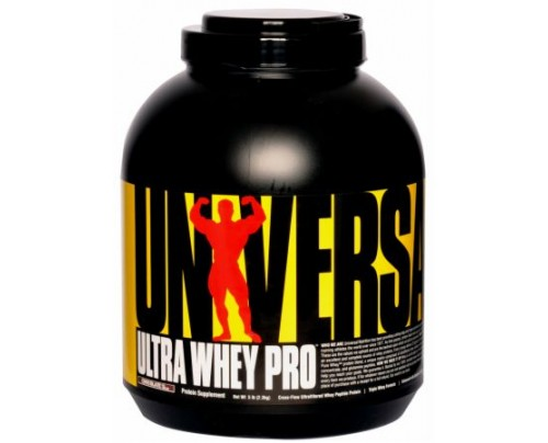 Universal Nutrition Ultra Whey Pro Chocolate Ice Cream 5 Lbs. - Low Carb Protein