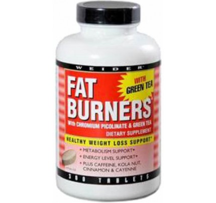 Weider Fat Burners  300 Tablets - Fat Burners